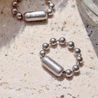 Ball chain ring[Unisex line]