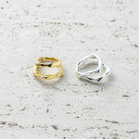 Asymmetry metal ring (one color)