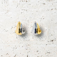 Union earing (2P)  (mix color)
