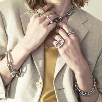 Old chain bracelet / Men's size[Unisex line]