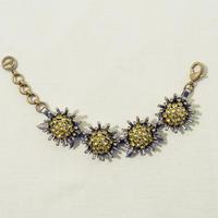 Sun flower blacelet (Yellow)