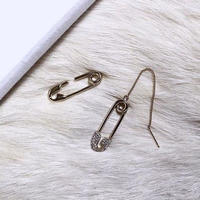 Safety pin american  pierce (Bijou / 1P)