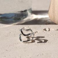 Skin object earcuff ring