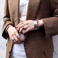 Ballchain bracelet / 8mm[Unisex line]