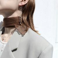 Halo necklace