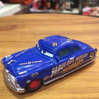 Disney Pixar Cars ハドソンホーネットFABULOUS HUDSON HORTNET ディズニーピクサーマテルカーズ