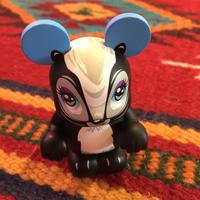 Disney バイナルメーション ANIMATION SERIES 2 ディズニーバンビ フラワー Vinylmation
