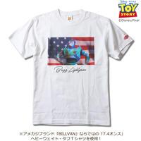 BILLVAN トイ・ストーリー コレクションTシャツ バズ・ライトイヤー トイストーリー ビルバン