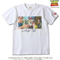 BILLVAN トイ・ストーリー コレクションTシャツ アンディーズ・トイ ビルバン