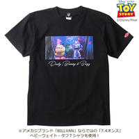 BILLVAN トイ・ストーリー コレクションTシャツ ダッキー&バニー、バズ ビルバン
