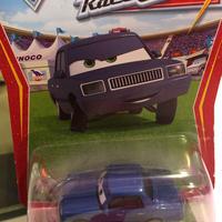 Disney Pixar Cars Race O'Rama ディズニーピクサーマテルカーズ チャックマニフォード MATTEL社