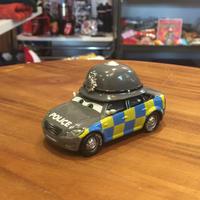 Disney Pixar Cars ディズニーピクサーマテルカーズ 英国ポリスSIREN CARBARINI
