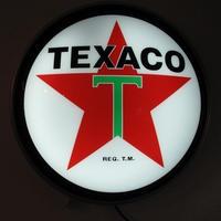 TEXACOラウンドウォールランプ  テキサコ