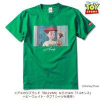 BILLVAN トイ・ストーリー コレクションTシャツ アンディ ビルバン