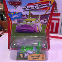 Disney Pixar Cars ディズニーピクサーマテルカーズ ウィンゴ