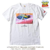 BILLVAN トイ・ストーリー コレクションTシャツ スペース・エイリアン ビルバン