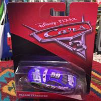 Disney Pixar Cars 3 ディズニーピクサーマテルカーズ パーカー ブレイクストン #68  MATTEL社