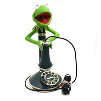 マペッツ カーミット 電話機