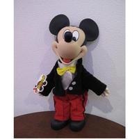 ディズニー  デッドストック  タキシードミッキーマウス フィギュア