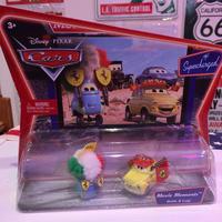 Disney Pixar Carsディズニーピクサーマテルカーズ ルイジ&グイド MATTEL社