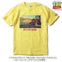 BILLVAN トイ・ストーリー コレクションTシャツ アルズ・トイバーン ビルバン
