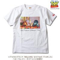 BILLVAN トイ・ストーリー コレクションTシャツ ミスター・プリックルパンツ・バターカップ・トリクシー ビルバン