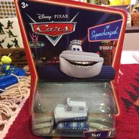 Disney Pixar  Carsディズニーピクサーマテルカーズ 初期 イエティYETI  MATTEL社
