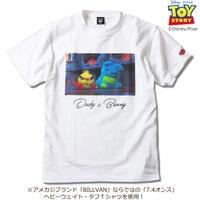 BILLVAN トイ・ストーリー コレクションTシャツ038  ダッキー&バニー  ビルバン