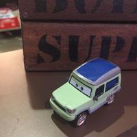 Disney Pixar Cars ディズニーピクサーマテルカーズ マイルズ アクセルロッド