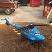 Disney Pixar Cars ディズニーピクサーマテルカーズ ヘリコプターDINOCO