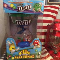 m&m's FUN MACHINE チョコレートディスペンサー