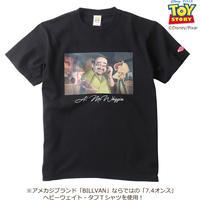 BILLVAN トイ・ストーリー コレクションTシャツ  アル・マクウィギイン ビルバン