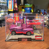 Disney Cars2 ディズニーピクサーカーズ 東京メーター CHASE ダイキャストカー 激レア