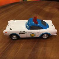 Disney Pixar Cars ディズニーピクサーマテルカーズ セキュリティガード フィン