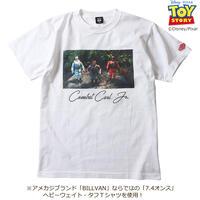 BILLVAN トイ・ストーリー コレクションTシャツ コンバットカールJr ビルバン
