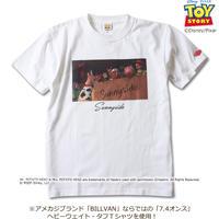 BILLVAN トイ・ストーリー コレクションTシャツ サニーサイド行き  ビルバン
