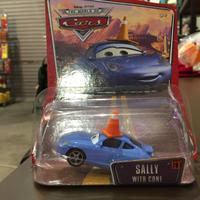 Disney Pixar Carsディズニーピクサーマテルカーズ サリー カレラ オレンジコーン