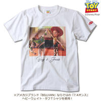 BILLVAN トイ・ストーリー コレクションTシャツ バズ&ジェシー ビルバン