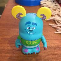 Disney バイナルメーション ANIMATION SERIES 2  サリー(モンスターズインク) 美品  Vinylmation