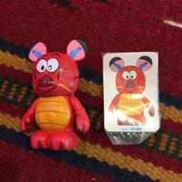 Disney バイナルメーション ANIMATION SERIES 2  ムーシュー(ムーラン) 美品  Vinylmation