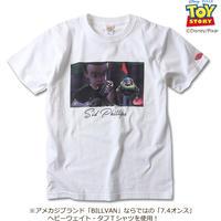 BILLVAN トイ・ストーリー コレクションTシャツ シド・フィリップス  ビルバン