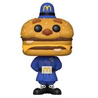 マクドナルド  FUNKO POP!  ビッグマックポリス OFFICER MAC ファンコ ポップ McDONALD
