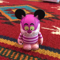 Disney バイナルメーション ANIMATION SERIES 2  チェシャー猫(不思議の国のアリス) 美品  Vinylmation