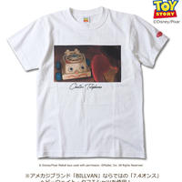 BILLVAN トイ・ストーリー コレクションTシャツ チャッターフォン ビルバン