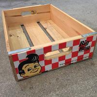 Big Boy ビッグボーイ ウッドクレート 木箱