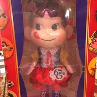 65th anniversary ペコちゃん人形