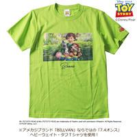 BILLVAN トイ・ストーリー コレクションTシャツ 002 ボニー ビルバン