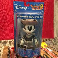 Super Rockin'3 Disney ミッキーボビングヘッド 二梃拳銃