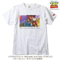 BILLVAN トイ・ストーリー コレクションTシャツ ボニー・Mr,プリックルパンツ・トリクシー・バターカップ・ウッディ ビルバン
