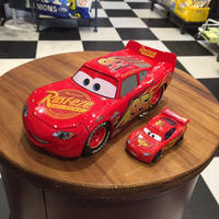 Disney Pixar Cars  JADA TOYS社 マックイーン赤 1/24スケールダイキャストカーディズニーピクサーマテルカーズ